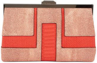 Rachel Roy Handbag, Deco Frame Clutch