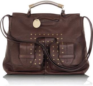 Chloé Saskia studded bag