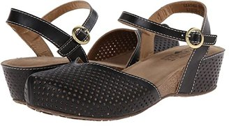 Spring Step L'artiste By L'Artiste by Lizzie (Black) Women's Sandals