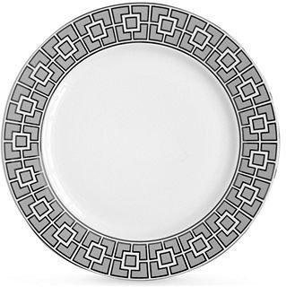 Jonathan Adler Dinnerware, Gray Nixon Dinner Plate