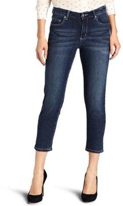 Tru Luxe Jeans Women's Chicago Skinny Crop Jean