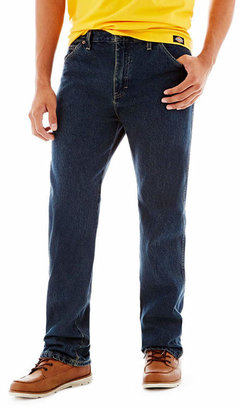 Dickies 14293 Regular Straight-Fit 6-Pocket Jean