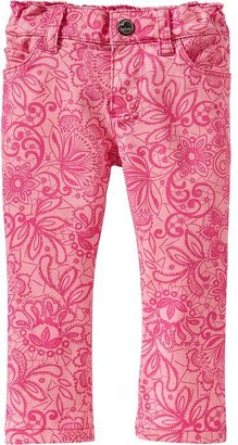 Old Navy Printed Jeans for Baby