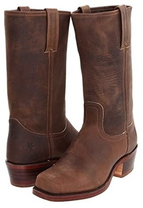 Frye Cavalry 12L (Tan Leather) Men's Pull-on Boots