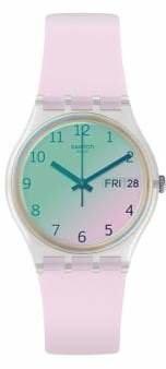 Swatch Transformation Silicone-Strap Watch