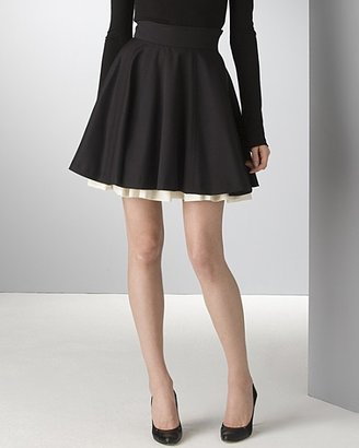 Abaete Women's Nancie Skirt with Petticoat