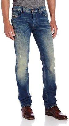 Diesel Men's Safado Regular Slim Straight Leg Jean 0824P