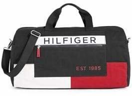 Tommy Hilfiger Logo Colourblock Duffle Bag