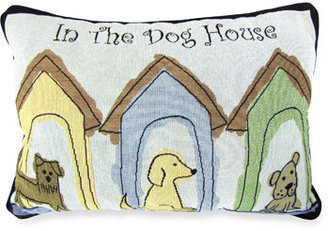 Bed Bath & Beyond PB Paws Pet Collection Dog Houses Tapestry Decorative Pillows - Set of 2