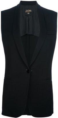 Jean Paul Gaultier long fit waistcoat