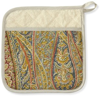Williams-Sonoma Aurora Paisley Potholder