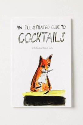 Anthropologie An Illustrated Guide To Cocktails