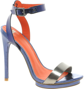 Asos HACKNEY Heeled Sandals