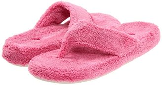 Acorn New Spa Thong (Azalea) Women's Slippers