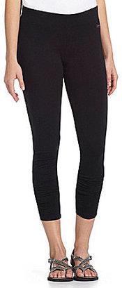 Calvin Klein Shirred Leggings