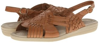 Comfortiva Tela (Natural Leather) Women's Sandals