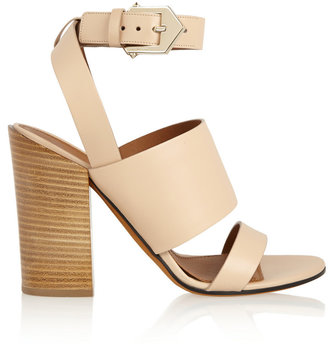 Givenchy Sara Sandals in Beige Leather
