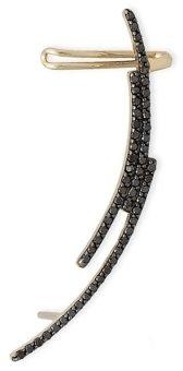 Black Diamond Lineer Ear Cuff