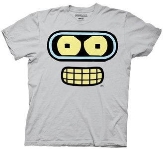 Futurama Bender Face T-Shirt