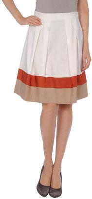 Scrupoli Knee length skirt