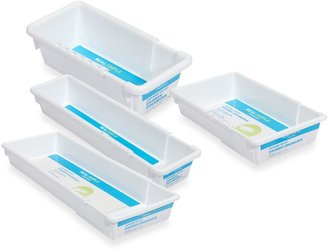 Bed Bath & Beyond Real Simple® Expand-To-Fit Drawer Organizers