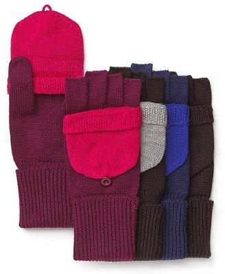 Aqua Pop-Top Gloves