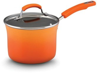 Rachael Ray 3-qt. nonstick covered saucepan