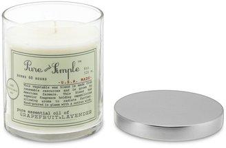 Williams-Sonoma Pure & Simple Candle, Grapefruit Lavender