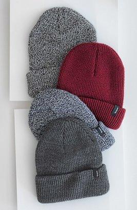 Brixton 'Heist' Rib Knit Cap (Men)