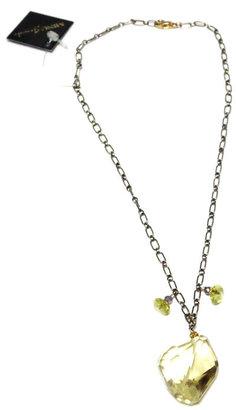 MINU Jewelry - Lemon Topaz Necklace