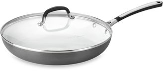 Calphalon Simply Ceramic Nonstick 12-Inch Covered Omelette Pan