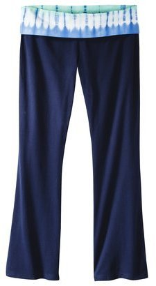 Mossimo Women's Plus-Size Fold-Over Waistband Pants - Assorted Colors