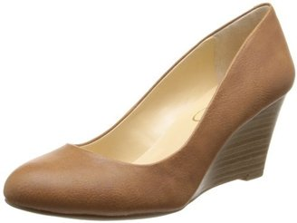 Jessica Simpson Footwear Women Sampson Wedge Pump $69 thestylecure.com