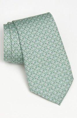 Men's Vineyard Vines 'Golf Clubs' Silk Tie $85 thestylecure.com