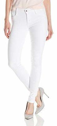 James Jeans Women's Faux Front Pocket Legging Jeans