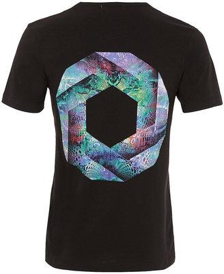 Topman Taxonomy Back Print T-shirt