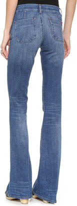 MiH Jeans Marrakesh High Rise Flare Jean