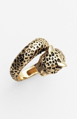 Ariella Collection 'Critters' Cheetah Ring (Nordstrom Exclusive)