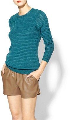 Pim + Larkin Bow Back Pullover