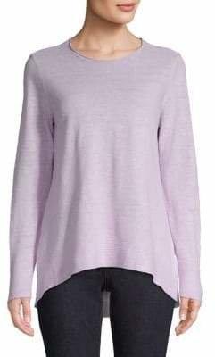 Eileen Fisher Long-Sleeve Linen Tunic