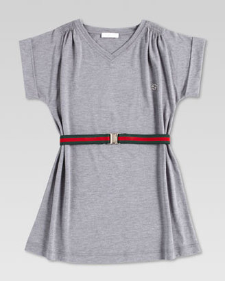 Gucci Summer Lightweight Dress, Gray