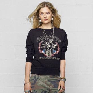 Denim & Supply Ralph Lauren Lightweight Cotton Sweatshirt