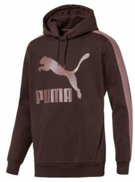 Puma Classics T7 Logo Hoodie