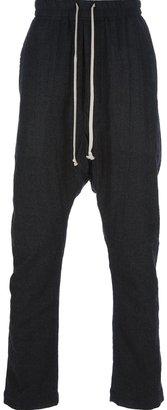 Rick Owens drawstring trouser