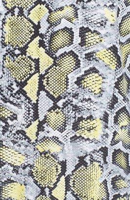 WAYF Python Print Hoodie