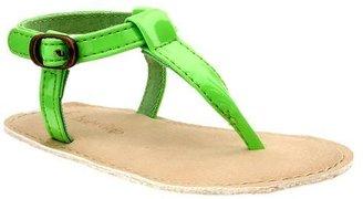 Gap Neon thong sandals