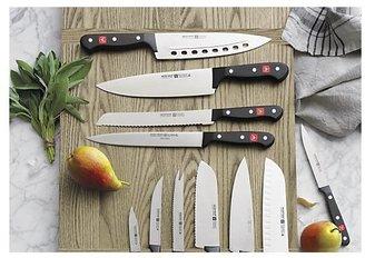 "Crate & Barrel Wüsthof ® Gourmet 5"" Tomato Knife"