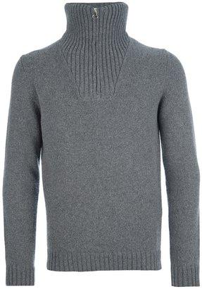 Dondup 'Baul' funnel neck sweater