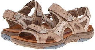 Cobb Hill Fiona (Brown/Green) Women's Sandals
