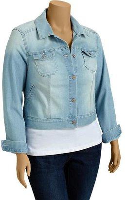 Old Navy Women's Plus Cropped Denim Jackets